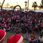 Entonan villancicos en Inglés 286 alumnos de Educación Básica en jardín navideño de ISIFE
