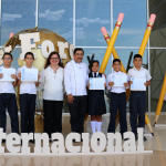 Reciben estudiantes de BCS certficado del dominio del idioma Inglés